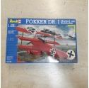 REVELL.04744 FOKKER DR.1 1/28