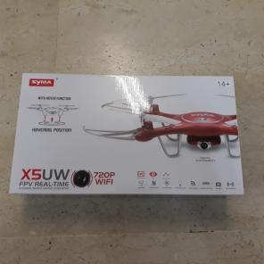 SYMA.X5UW DRONE CON CAMERA FPV