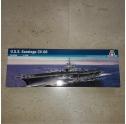 ITALERI.5520 U.S.S. SARATOGA CV-60 1/720