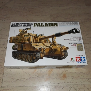 TAMIYA.37026 U.S SELF PROPELLED PALADIN 1/35