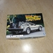 AOSHIMA.DE LOREAN BACK TO THE FUTURE I 1/24