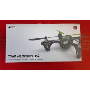 HUBSAN.QUADRICOTTERO DRONE CAMERA