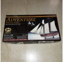 AMATI.1446 ADVENTURE PIRATE SHIP 1760