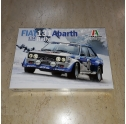ITALERI.3662 FIAT 131 ABARTH RALLY 1/24