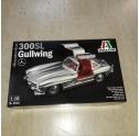 ITALERI.3612 MERCEDES 300SL GULLWING 1/16