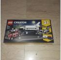 LEGO.31091 TRASPORTATORE DI SHUTTLE