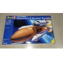 REVELL.04736 SHUTTLE DISCOVERY E BOOSTER ROCKETS 1/144